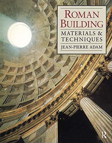 - Roman Building: Materials and Techniques
