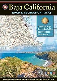 Baja California Road & Recreation Atlas (Benchm