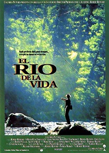 El Rio De La Vida (Blu-Ray) (Import Movie) (European Format - Zone B2) (2012) Craig Sheffer; Brad Pitt; Tom Sk ()