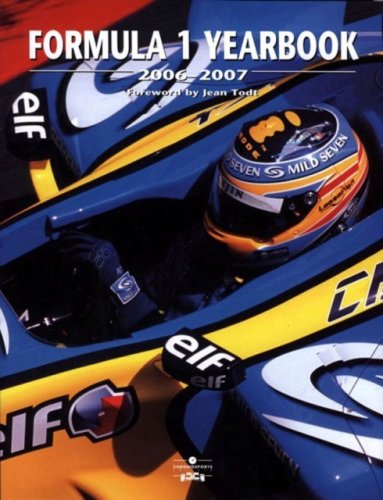 E.b.o.o.k Formula 1 Yearbook 2006-2007 (Formula One Yearbook)<br />TXT