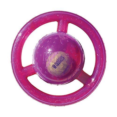 KONG Jumbler Disc Dog Toy, Large/X-Large