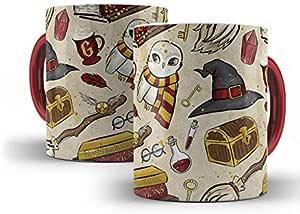 Caneca Full Print - Harry Potter