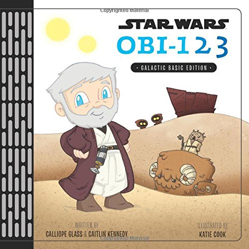Star Wars OBI-123: A Book of - Star Wars Books Kids