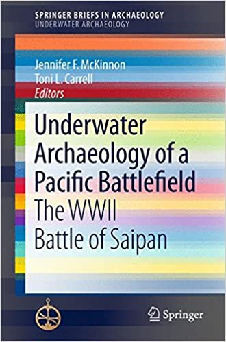 Book Underwater Archaeology of a Pacific Battlefield: The WWII Battle of Saipan (SpringerBriefs in Archaeology)
