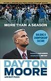 More Than a Season: Building a Championship Culture