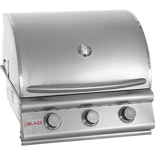 In Burner Built 3 Grill (25