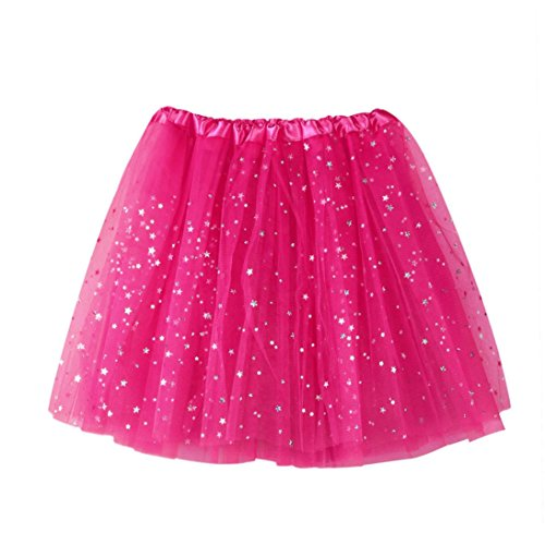 Tutu Couch Rose Kingwo A Dentelle Mini Organza Femmes Rouge dentelle Jupe jupe Ballet wqHF1UnI