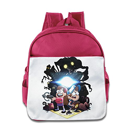 HYRONE Gravity Poster Falls Kids Shoulders Bag For 1-6 Years Old (Babe Ruth Costumes For Kids)