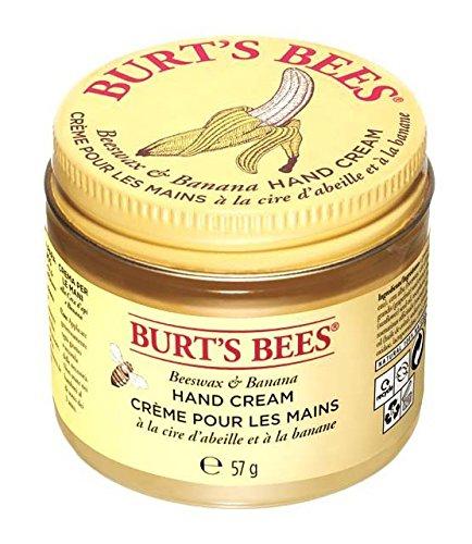 Burt's Bees Wax und Banana Hand Cream, 1er Pack (1 x 57 g)