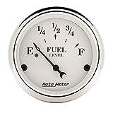MOTOR METER RACING Automotive Replacement Fuel Gauges