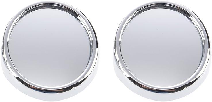 R SODIAL 2 Pz 1.5 Stick-on Specchio convesso rotondo punto cieco