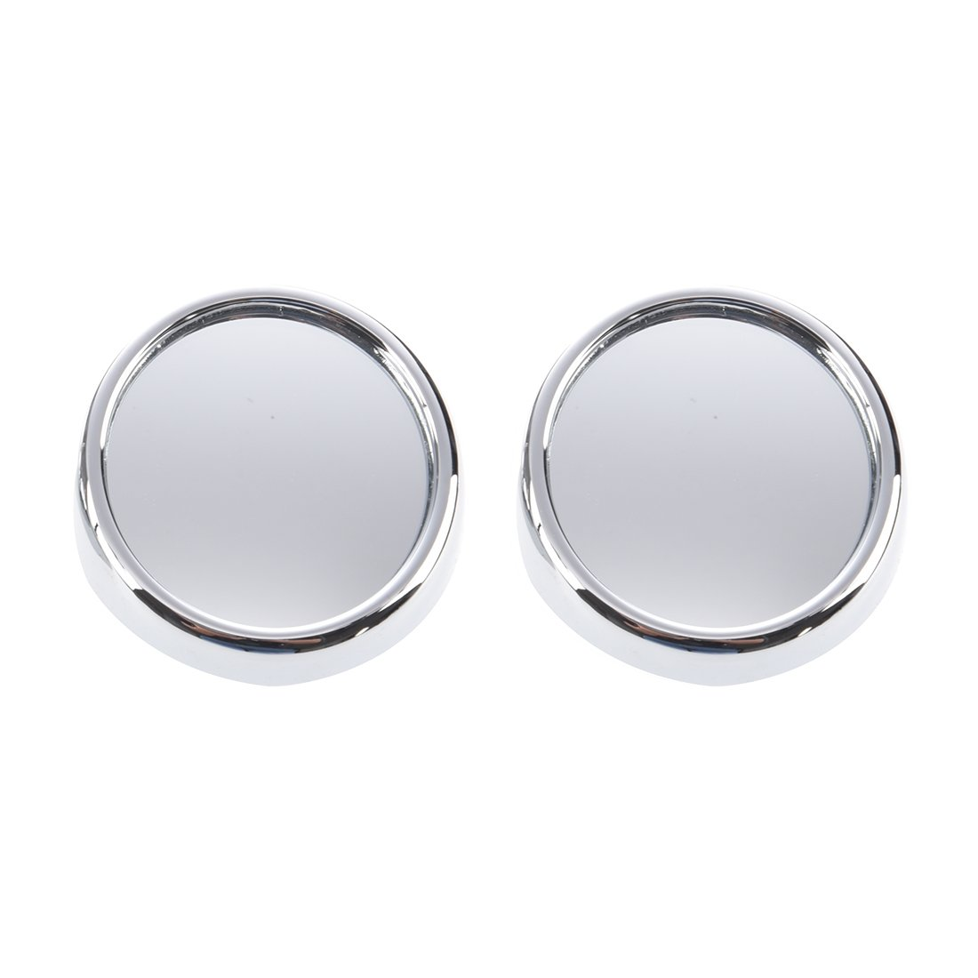 SODIAL(R) 1.5' Stick-on Convex Round Blind Spot Mirrors 2 Pcs