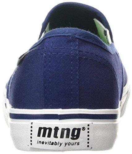 MTNG Attitude Marino Sneakers Fino Canvas tennis rdrTYwqZx