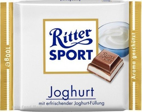 Ritter Sport Yogurt Bar (3 - 3.5oz Bars)