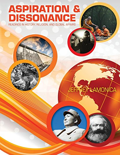 Aspiration and Dissonance: Readings in History Religion and Global Affairs