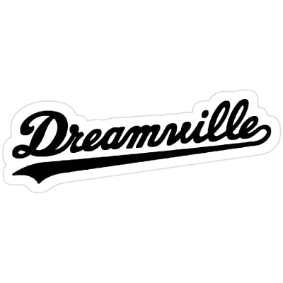 Vijk kor Dreamville Stickers (3 Pcs/Pack): Kitchen & Dining