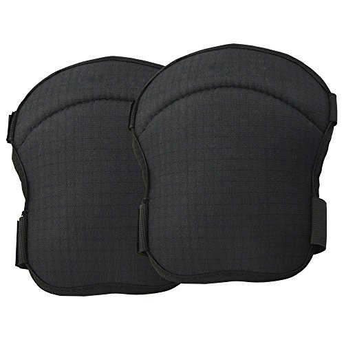 Ehdis Washable Heavy Duty Knee Pads with EVA Sponge Film Installation Fitting Thick Comfort Foam with Soft Cap & Strap Adjustable Size Straps