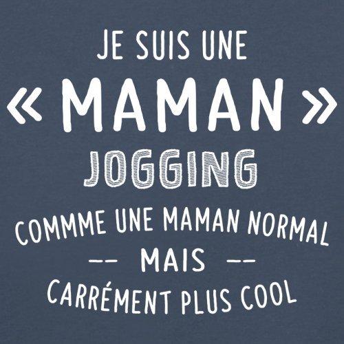 une maman normal jogging - Femme T-Shirt - Bleu Marine - XL