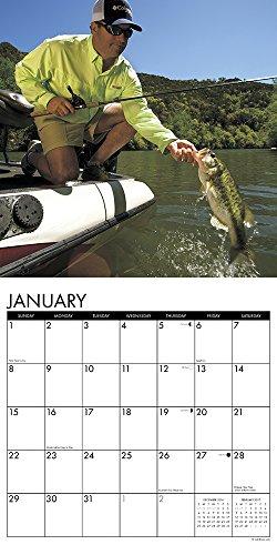 Bass 2017 Wall Calendar
