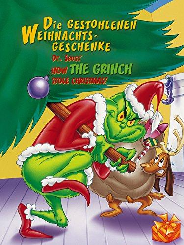 Die gestohlenen Weihnachtsgeschenke und das sprechende Staubkorn Film