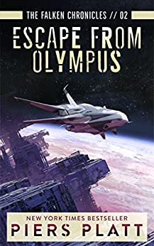 Escape from Olympus (The Falken Chronicles Book 2) by [Platt, Piers]