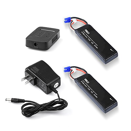 HUBSAN H501S H501A H501CX4 FPV Brushless Quadcopter Battery Pack (H501S-28) (Best Battery For Hubsan X4)