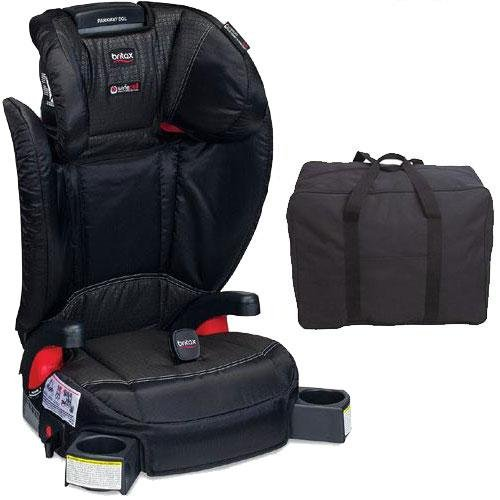 Britax - Parkway SGL G1 1 Belt-Positioning Booster Seat with Travel Bag - Spade