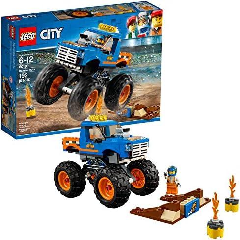LEGO Monster Truck 60180 Building