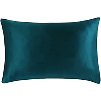 Amazon Com Meilis Dark Green Silk Pillowcase For Toddler