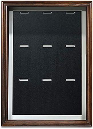 Caja expositora Insignias Caja exhibición medallas Marco para medallas Medalla Deportes Cuadro Mostrar Guerra Caja expositora para medallas Insignias Honor Insignias medallas Militares Caja exhibición: Amazon.es: Hogar