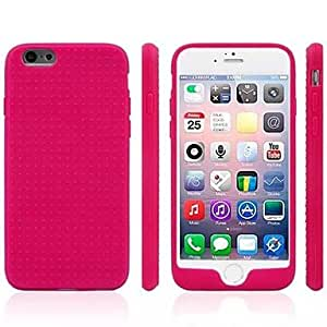 LIMME Wavelet Point TPU Cover for iPhone 6 (Assorted Colors) , Blue