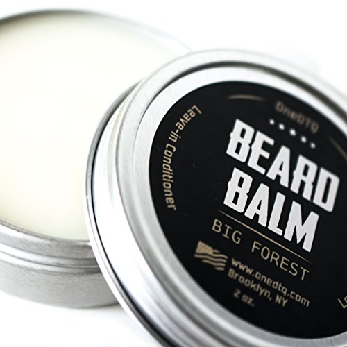 Big Forest Beard Balm Grooming product image