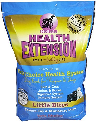 Health Extension Little Bites, 10-Pound (Holistic Dog Food compare prices)