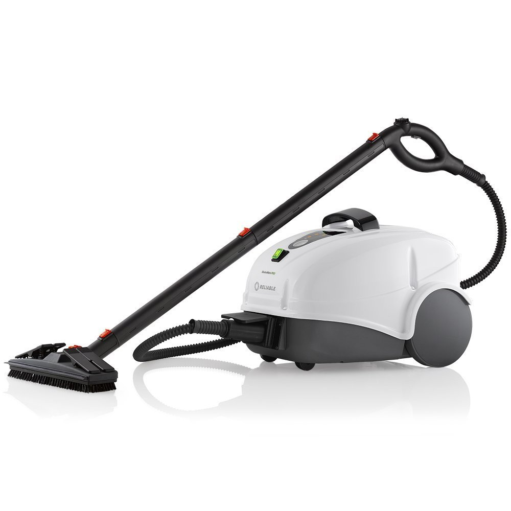 Reliable Brio Pro 1000CC Commercial Steam Cleaner with Continuous Steam System (CSS), Made in Italy - Corded