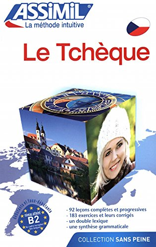 Assimil Language Courses / Le Tcheque sans Peine (Czech for French Speakers) / Book Only (Multilingual Edition)