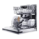"ROBAM W652 Dishwasher - Built In 24"" Fully"