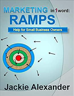 Marketing in 1 word:  RAMPS: Help for Small Business Owners by [Alexander, Jackie]