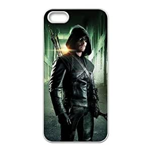 Arrow iPhone 5 5s Cell Phone Case White xlb-263557