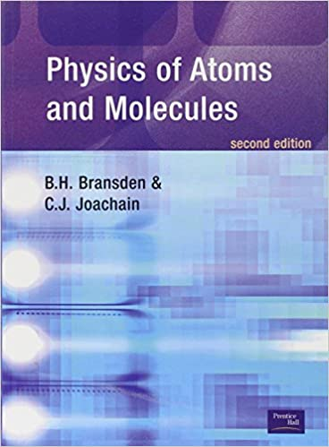 Pdf) physics of atoms and molecules.