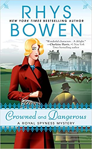 Image result for crowned and dangerous rhys bowen
