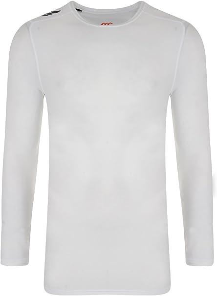 T-Shirt Uomo Canterbury Mercury TCR Compression Long Sleeve