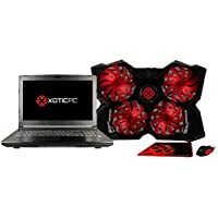 XOTIC G63 VALKYRIE W/ FREE BUNDLE! -15.6 Full HD Matte Screen | Intel Core i5-7500 | NVIDIA GeForce GTX 1060 6GB | 16GB RAM | 256GB SSD | 1TB HDD | Win 10