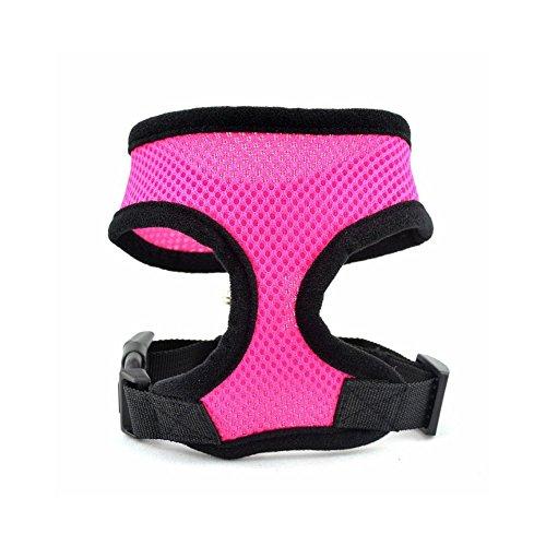 Pro Soft Wear Mesh Vest für Welpen/Hunde Harness Safe Brustgurt Weste Pet Supplies für kleine und mittlere Hund Katze