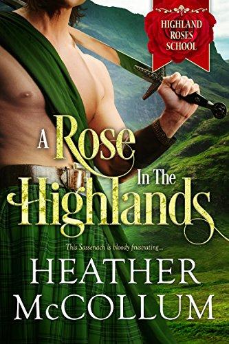 Bargain eBook - A Rose in the Highlands