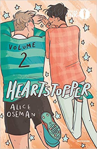 Heartstopper Volume 2 italiano di Alice Oseman