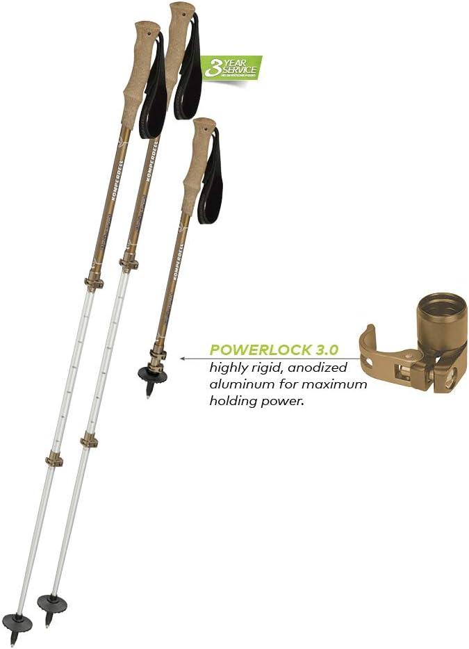 Komperdell Ridgehiker Cork Powerlock Compact