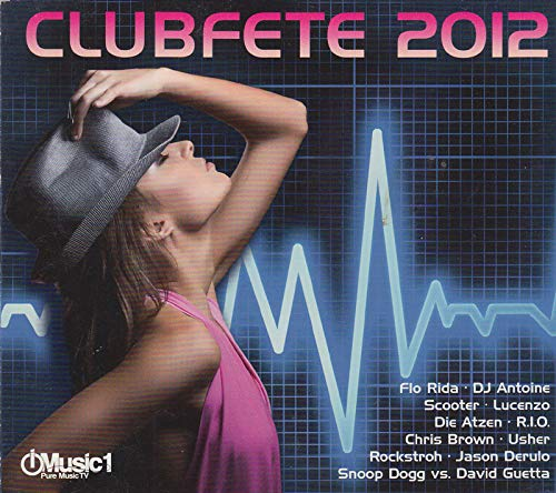 42 hot Clubhits for Party Fun (Compilation CD, 42 Tracks)