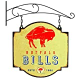 NFL 11216 Buffalo Bills Tavern Sign, One Size, White