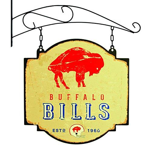 Vintage Buffalo Bills (Winning Streak NFL Buffalo Bills Tavern Sign)