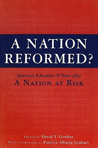 A Nation Reformed?: American Education 20 Years After A Nation at Risk (2003-01-01)